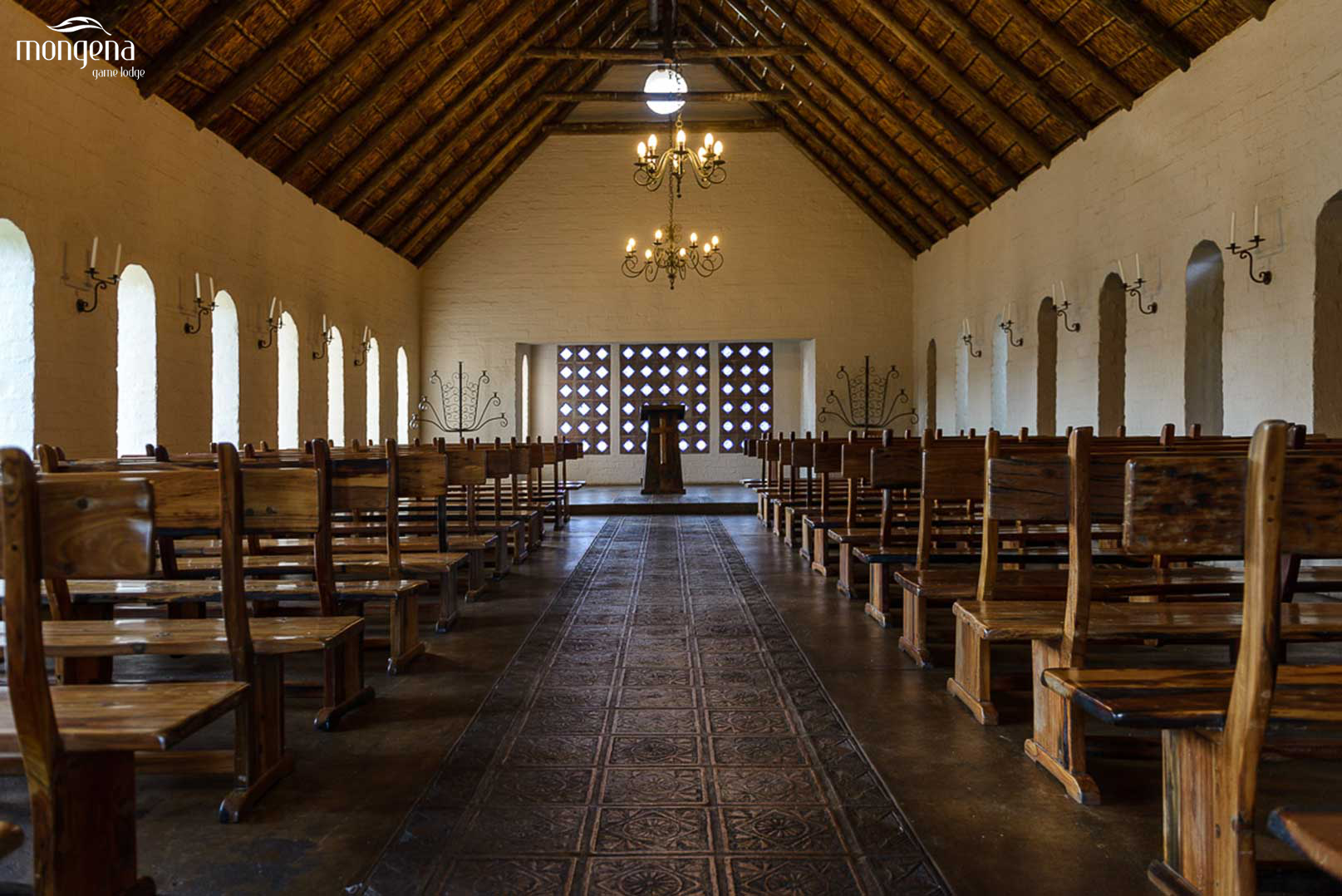 Wedding Chapel Venue Near Johannesburg - Mongena Game Lodge