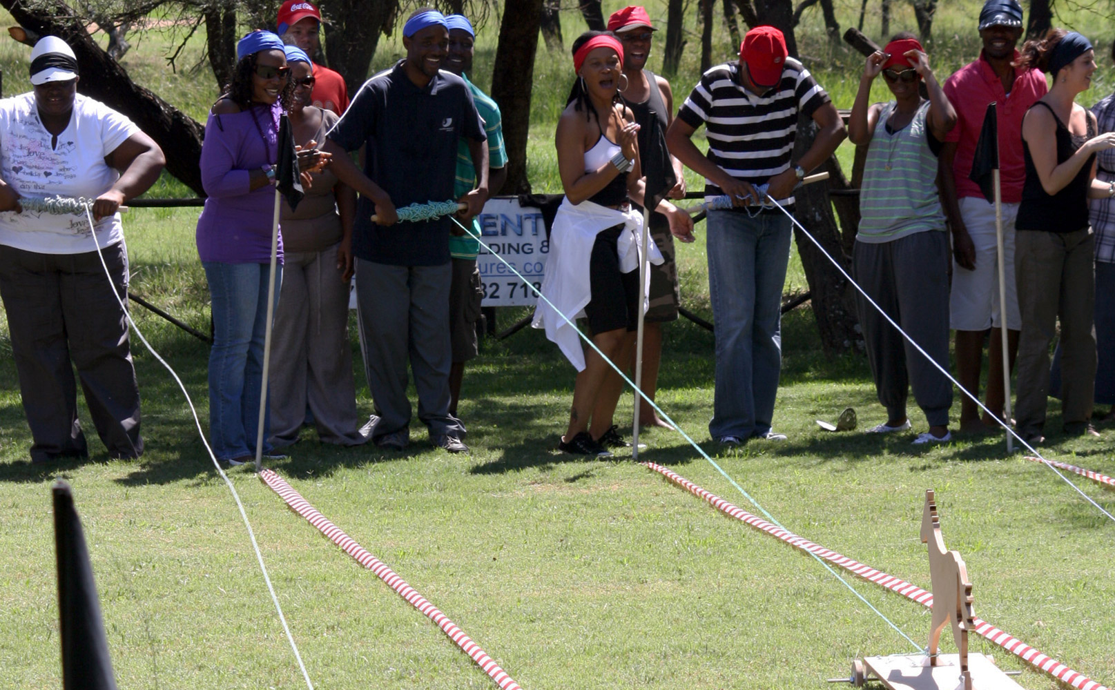 Unique Team Building Pretoria