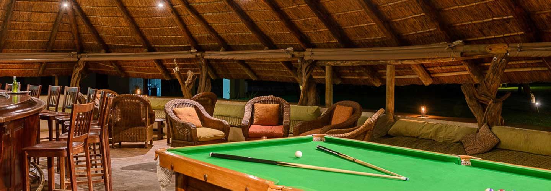 Game Lodge Accommodation