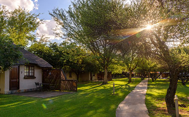 Accommodation Dinokeng Game Reserve