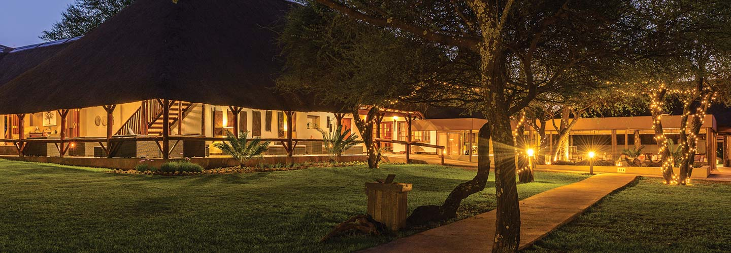 Game Lodge Near JHB