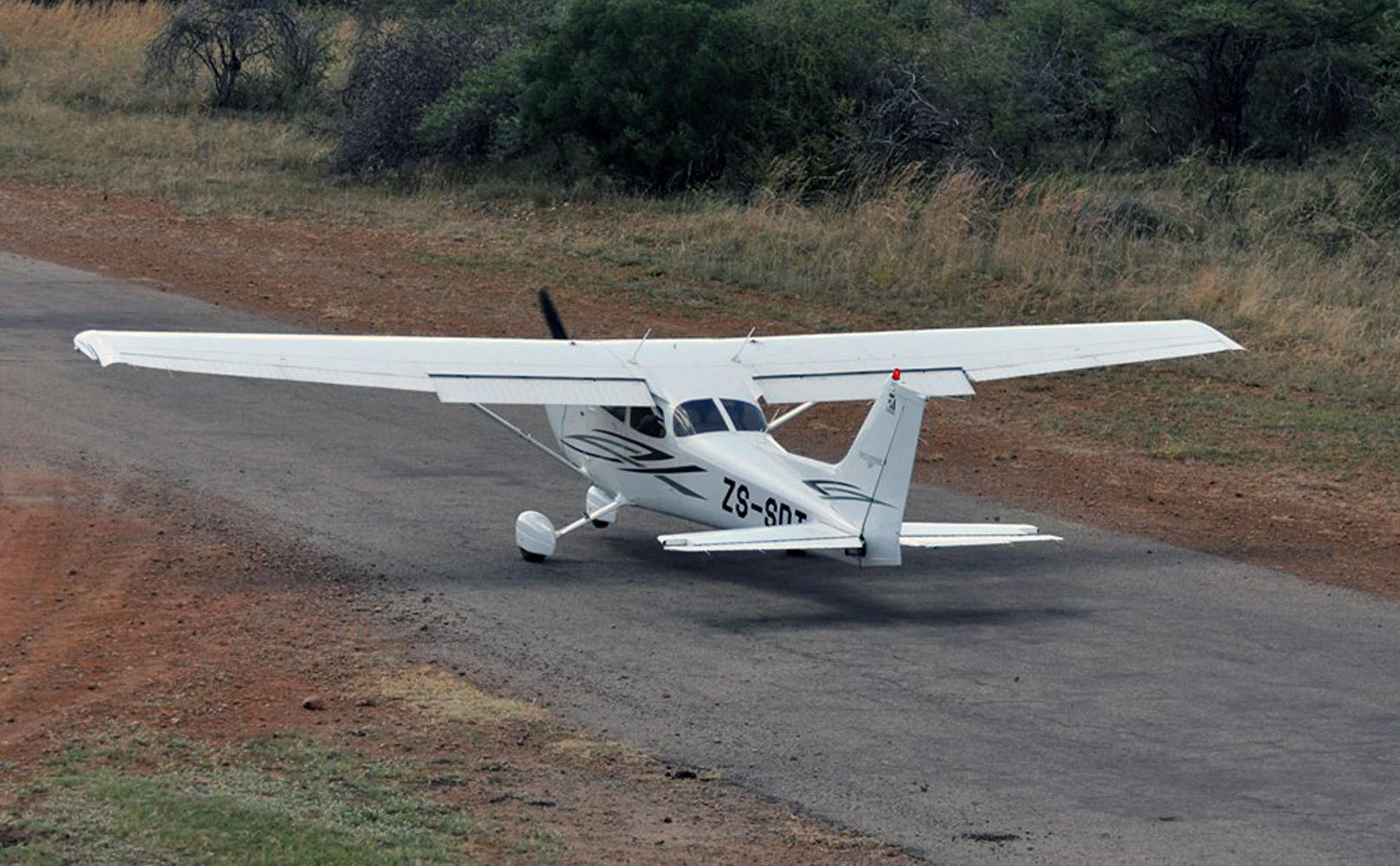Bush Airstrip